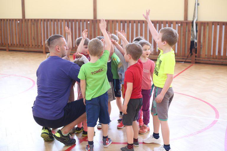 Czas na nowy sezon Akademii Młodych Sportowców!