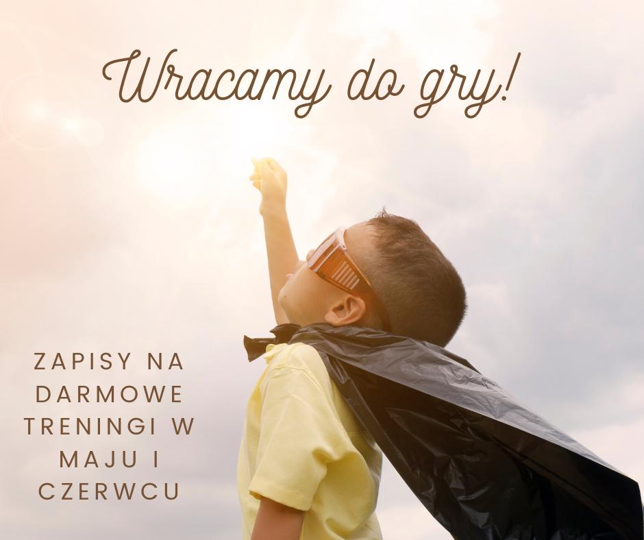 WRACAMY DO GRY